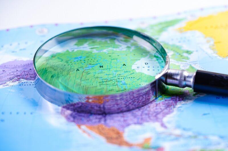 What makes a traveller eligible for a Canada eTA?